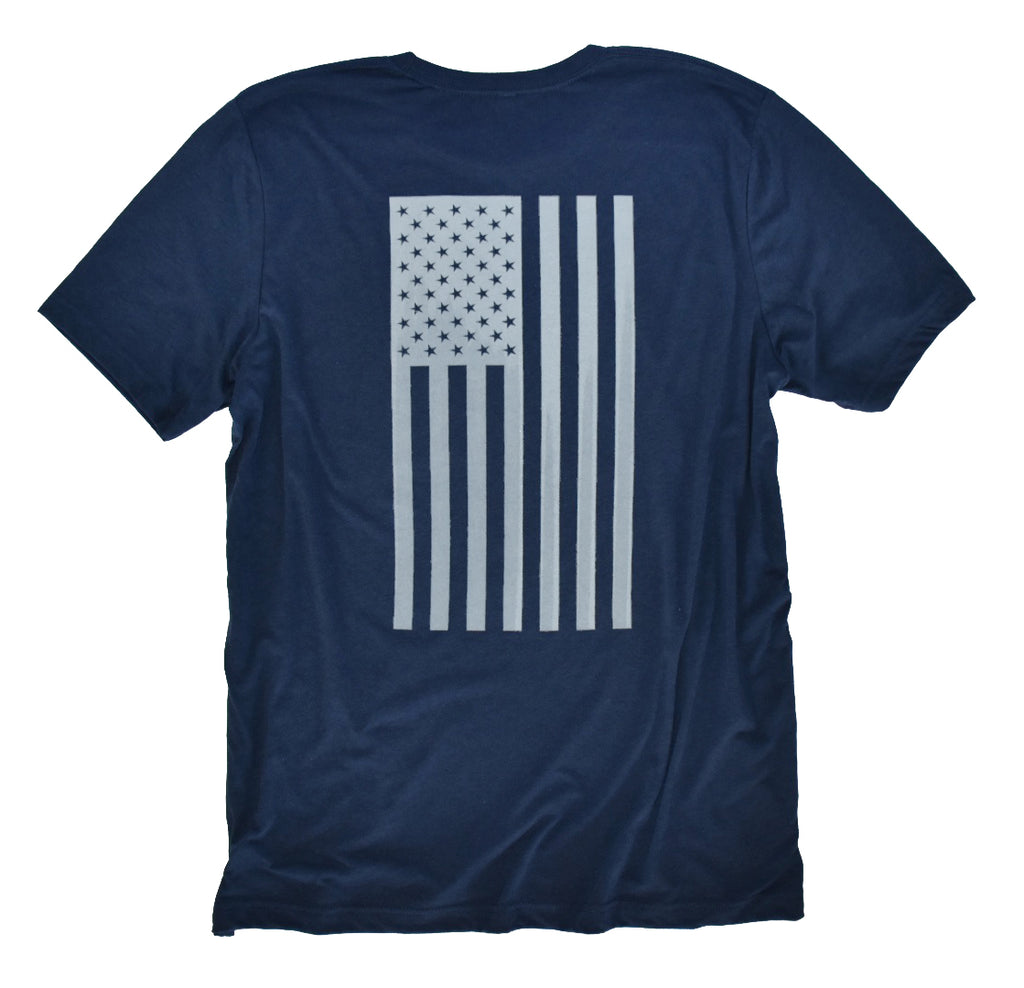 Classic Flag Tee (3 Color Options)