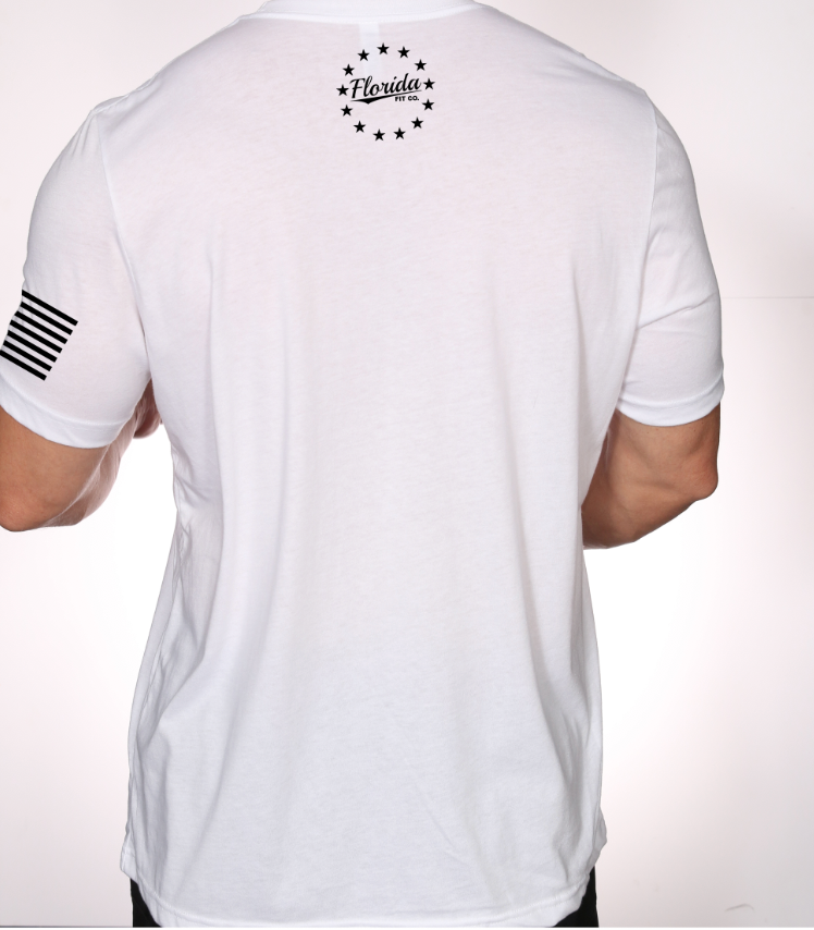 Stars and Stripes Tee (2 Color Options)