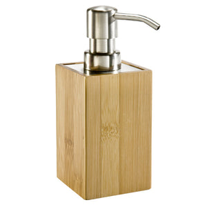 Bamboo Pump Dispenser