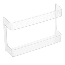 Load image into Gallery viewer, Acrylic 2-Shelf Spice Rack