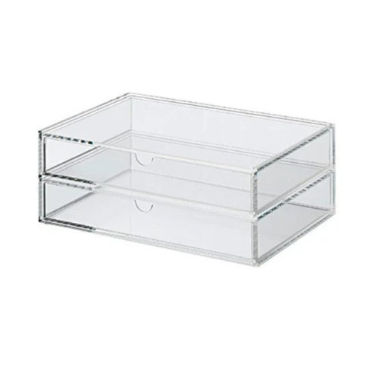 Acrylic Stackable Drawer Boxes