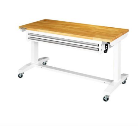 Adjustable Height Work Desk