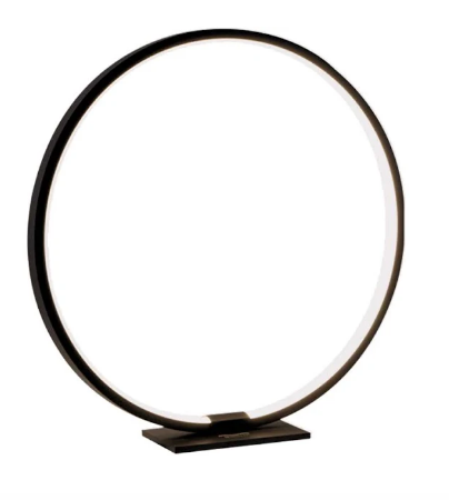 Accent Circle Table Lamp - Small