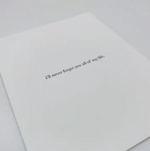 Load image into Gallery viewer, Letterpress Greeting Cards