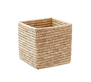 Palm Leaf Storage Cube