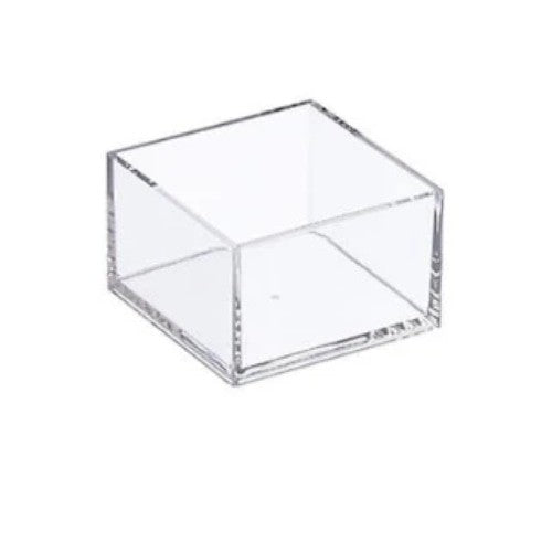 Acrylic Square Drawer Insert