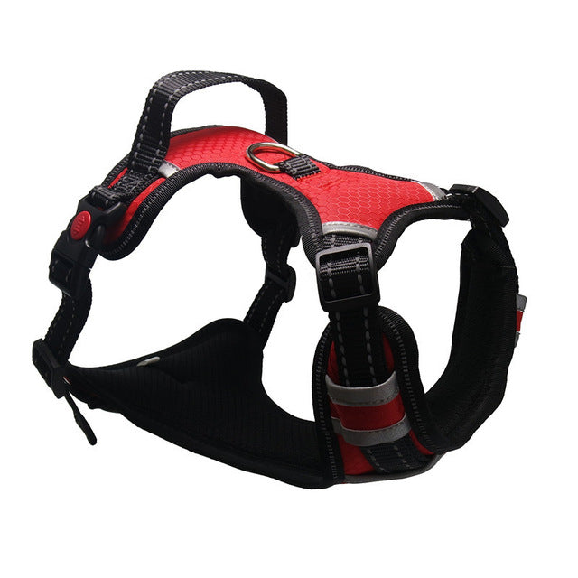 Benepaw Breathable Reflective No Pull Large Dog Harness