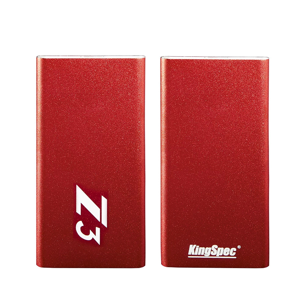 KingSpec 128GB 256GB 512GB 1TB External SSD