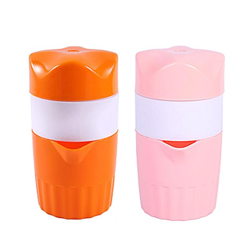 ALLOET 300ml (1.2 Cups) Manual Squeeze Portable Juicer