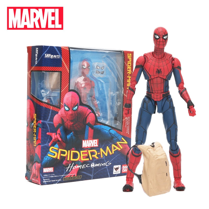 15cm Marvel Spiderman Homecoming