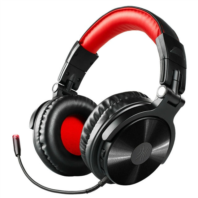 Oneodio High Quality Wireless Bluetooth 4.1 With Extended Mic HIFI Stereo Gaming Headset