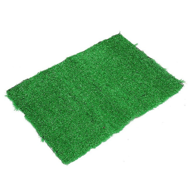 LumiParty Artificial Grass Washable Turf Training Mat