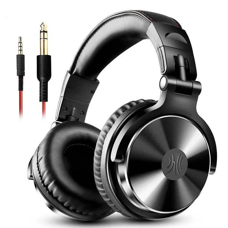 Oneodio Over Ear Wired Gaming Headset With Mic
