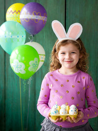 Easter Party Ideas with Balloons