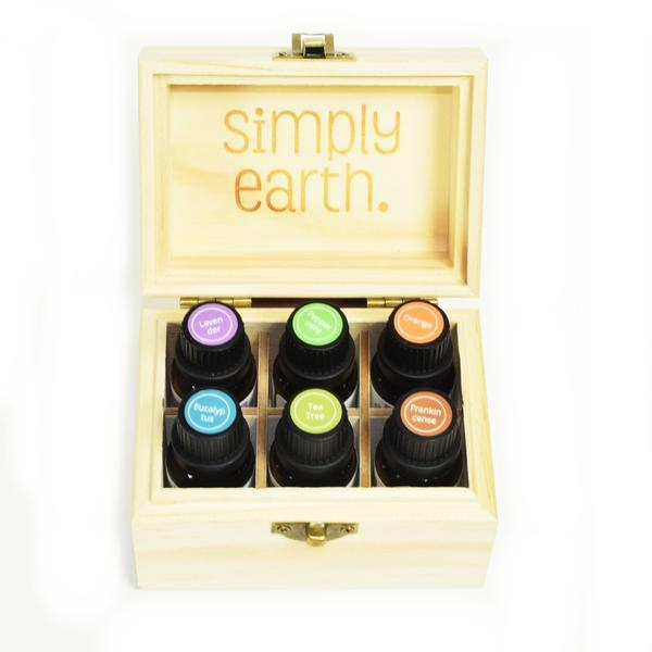 Simply Earth - Cleaning Set