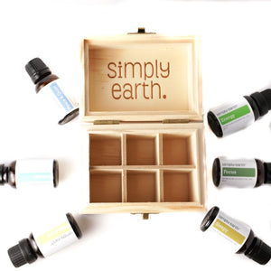 Simply Earth - Popular Blends Set Of 6