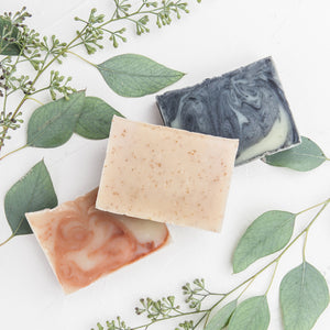 Whispering Willow - Tea Tree Soap with Charcoal Bar Soap