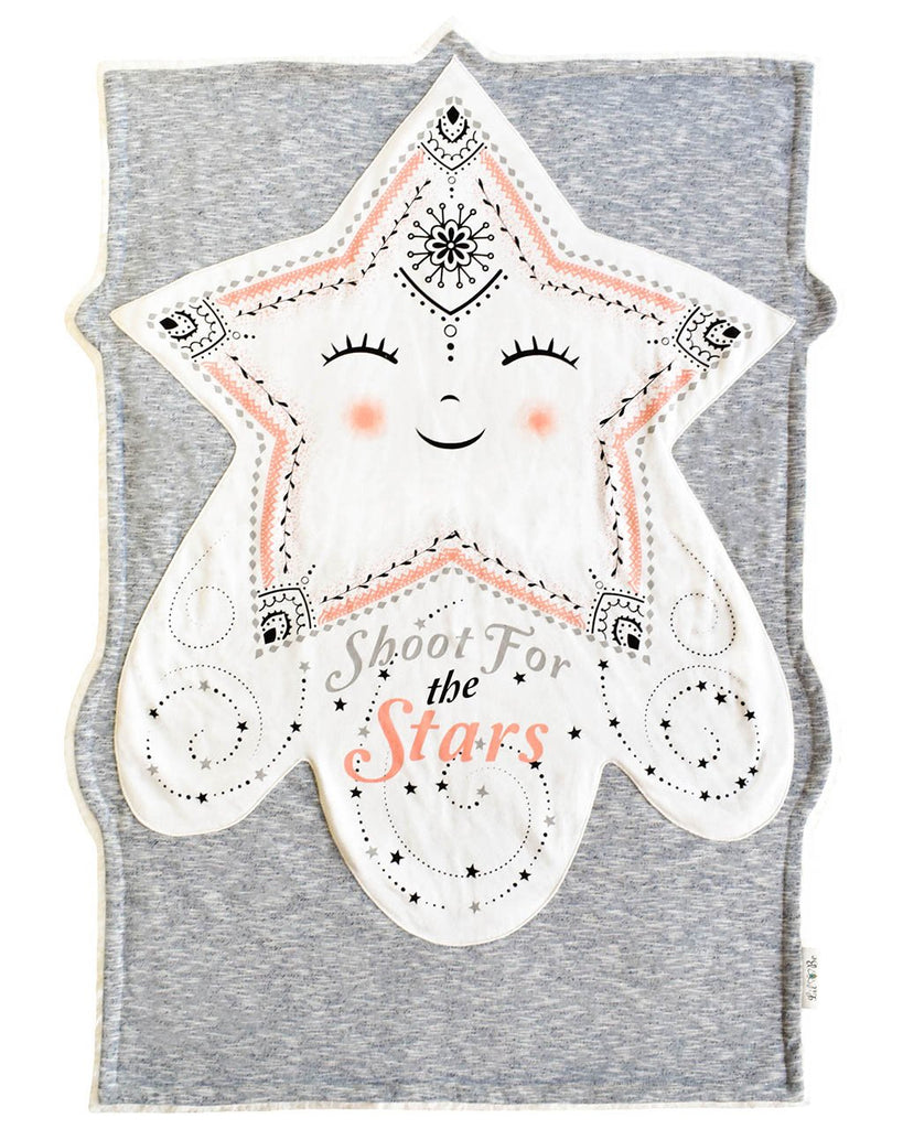 Lil Be - Character Skylar the Star Blanket