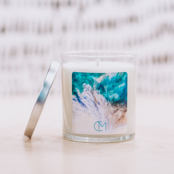 New Product | Seascape Candle
