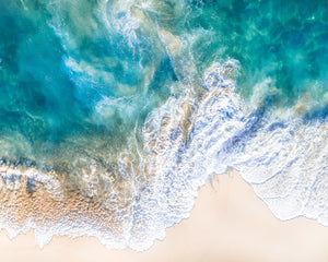 Todos Santos Rough Water - Christine Mueller Photography