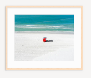 Red | Florida Spring Break - Christine Mueller Art