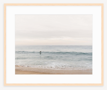 Load image into Gallery viewer, Sea Gull at Sunset - Christine Mueller Photography