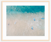 Load image into Gallery viewer, Surfing Blues - Christine Mueller Photography