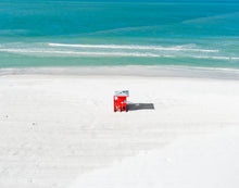 Load image into Gallery viewer, Red | Florida Spring Break - Christine Mueller Art