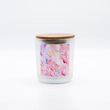 Load image into Gallery viewer, Rose Quartz Candle - Christine Mueller Photography