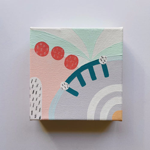 Spring Mini #5 - Christine Mueller Art