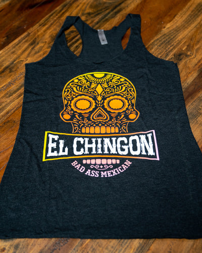 El Chingon Making Mexican Great Again Tank - Womens
