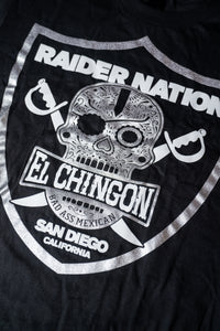 Chingon Raiders T-Shirt - Mens