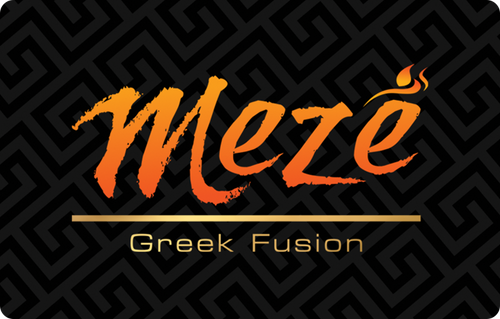 Mezé Greek Fusion Gift Card