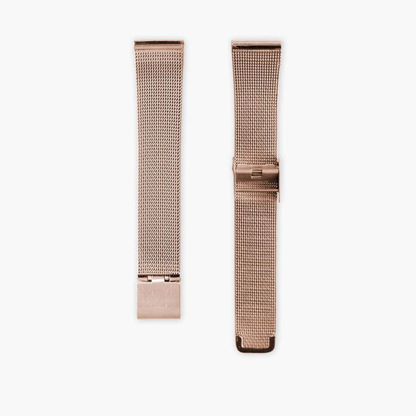 Rose Gold Mesh  - Rose Gold (36mm Philosopher)