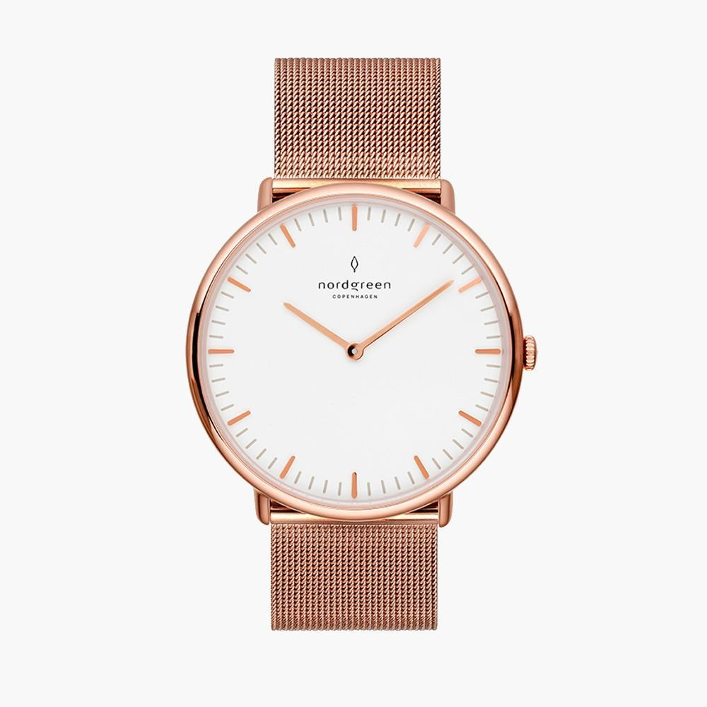 Native - Rose Gold | Rose Gold Mesh