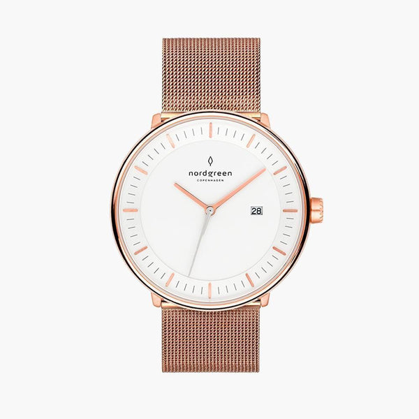Philosopher - Rose Gold | Rose Gold Mesh