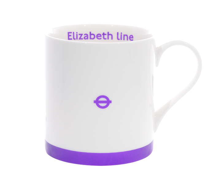 London Underground Mug - Tube Line Collection