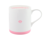 London Underground Hammersmith & City Line Mug