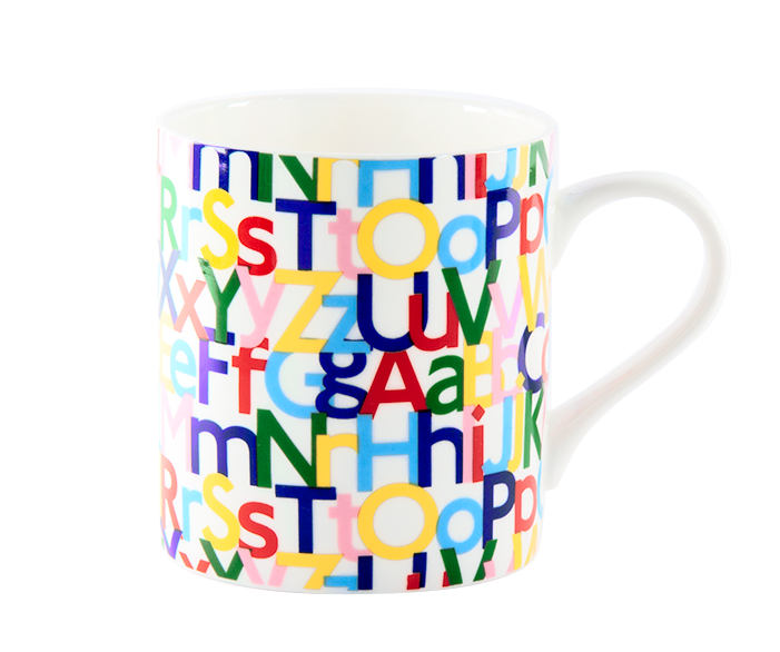 London Underground Johnston 100 Collection Mug