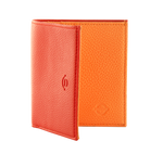 Red and orange London Underground Card Holder/Wallet