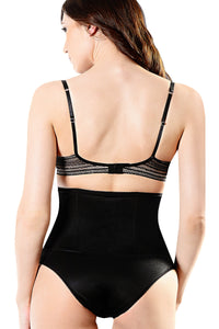 Esbelt - Elegant High Waist Girdle Black