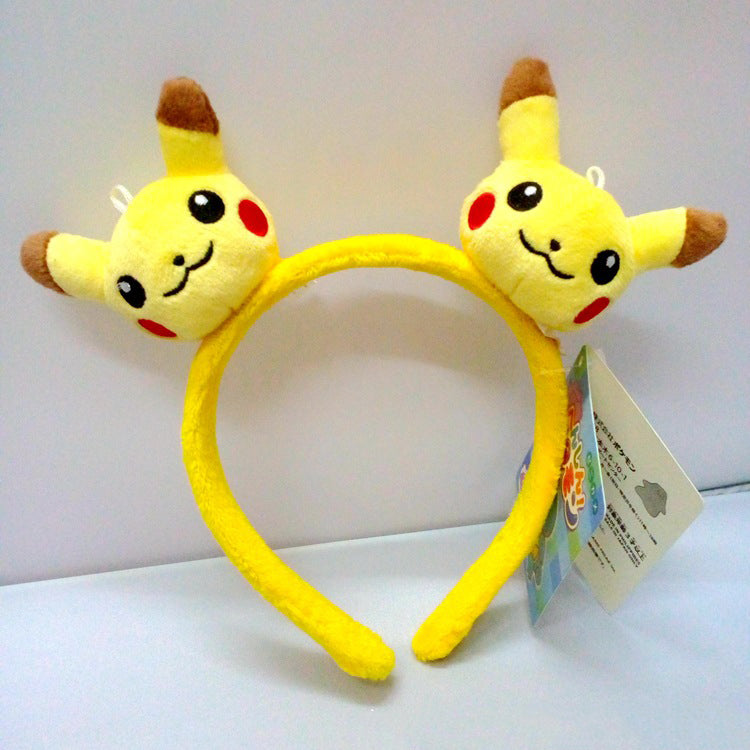 Pokemon Cartoon Headdress