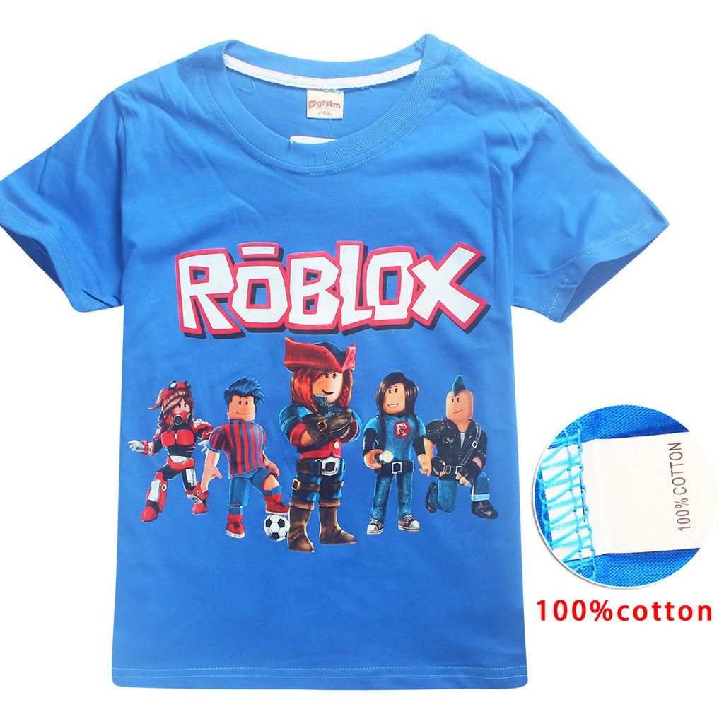ROBLOX 100% Cotton T-Shirt for Kids
