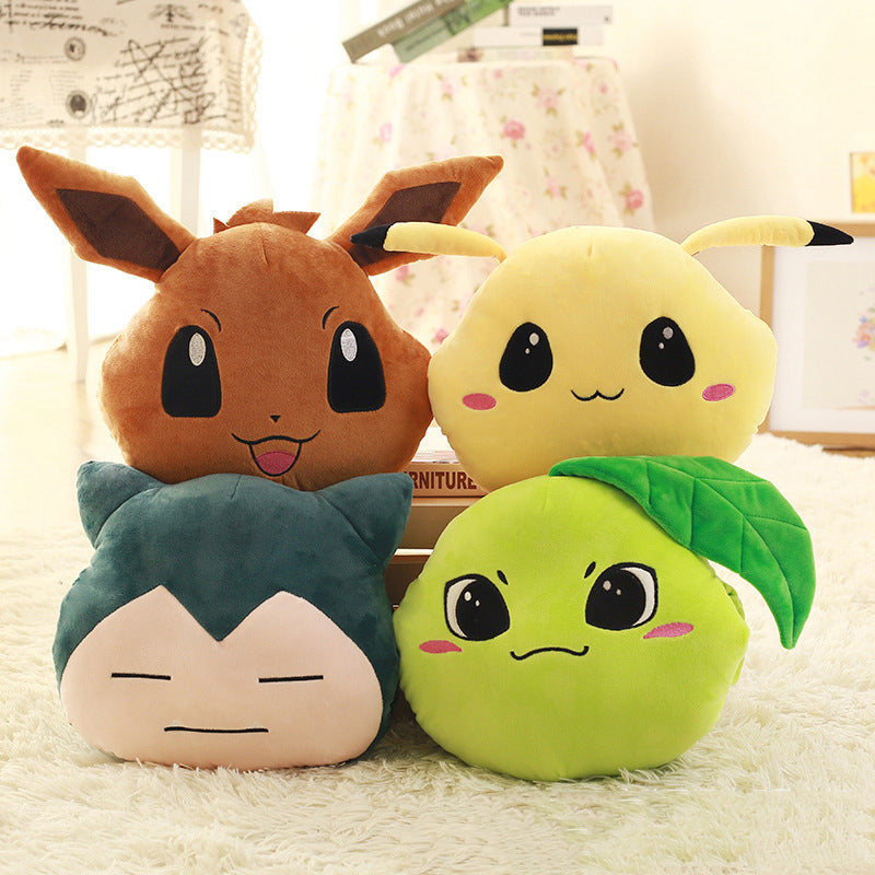 Pokemon Cute Handwarmer For Kids