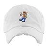 Drinking Bear Vintage Dad Hat