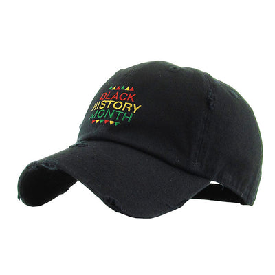 vintage-dad-hat-black-history-month