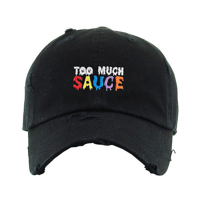 vintage-dad-hat-too-sauce-much-embroidery