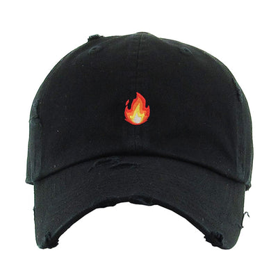 vintage-dad-hat-flame-embroidery