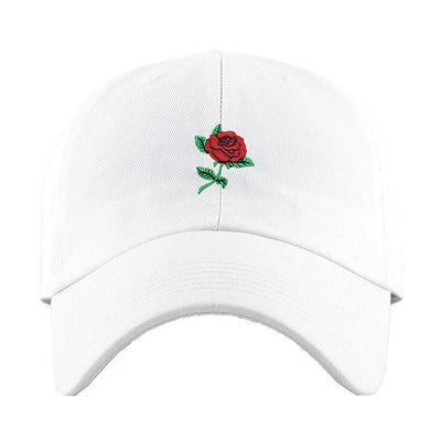 rose-embroidery-dad-hat