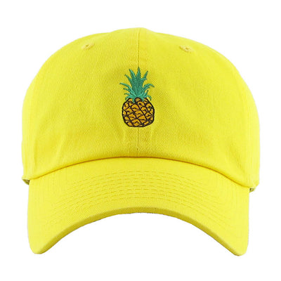 pineapple-dad-hat